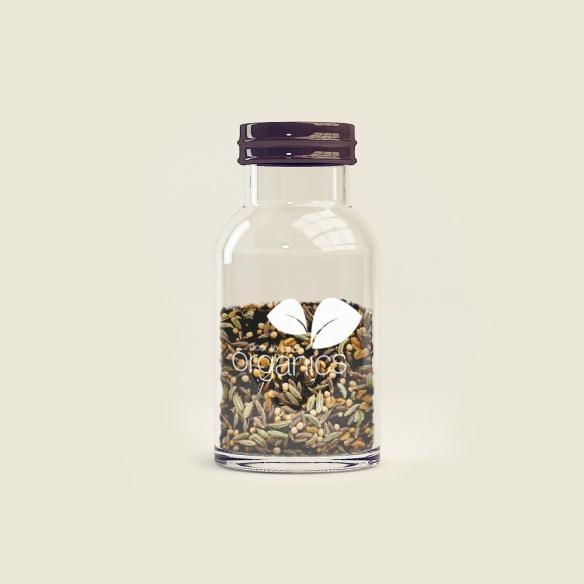korn flaske